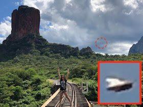Avvistamento UFO in Bolivia