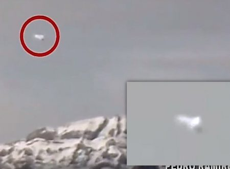 Avvistamento UFO in Iran